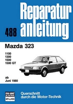 Mazda 323 ab Juni 1980