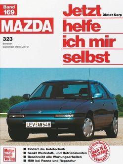 Mazda 323 von Korp,  Dieter