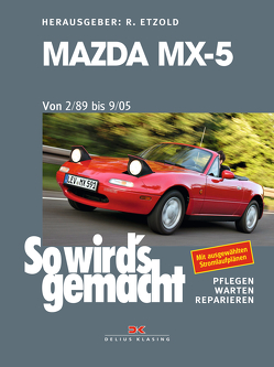 Mazda MX-5 (1989–2005) von Etzold,  Rüdiger