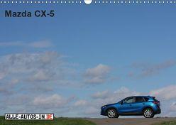 Mazdas großer Wurf (Wandkalender 2019 DIN A3 quer) von Wolff,  Juergen