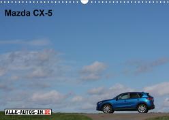Mazdas großer Wurf (Wandkalender 2020 DIN A3 quer) von Wolff,  Juergen