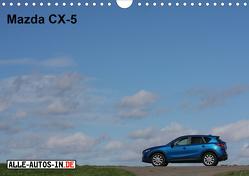 Mazdas großer Wurf (Wandkalender 2020 DIN A4 quer) von Wolff,  Juergen