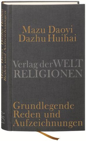 Mazu Daoyi und Dazhu Huihai von Wittern,  Christian