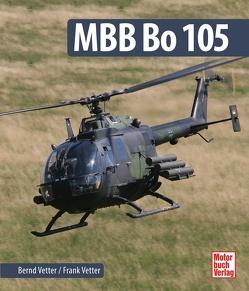 MBB Bo 105 von Vetter,  Bernd, Vetter,  Frank