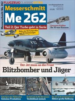 Me 262, Teil 2 von Mühlbauer,  Wolfgang, Ringlstetter,  Herbert