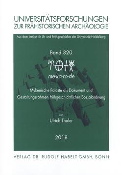 me-ka-ro-de von Thaler,  Ulrich