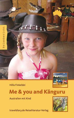 Me & you and Känguru von Finkeldei,  Hilla