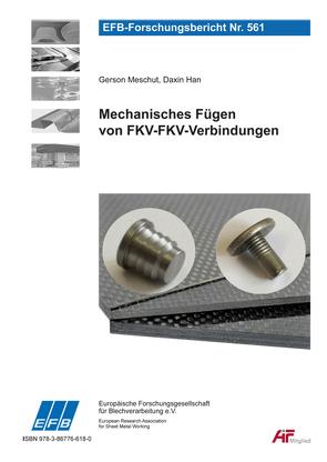 Mechanisches Fügen von FKV-FKV-Verbindungen von Han,  Daxin, Meschut,  Gerson