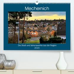 Mechernich – Die Stadt und Sehenswertes aus der Region (Premium, hochwertiger DIN A2 Wandkalender 2020, Kunstdruck in Hochglanz) von Klatt,  Arno