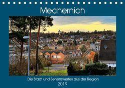 Mechernich – Die Stadt und Sehenswertes aus der Region (Tischkalender 2019 DIN A5 quer) von Klatt,  Arno