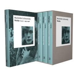 Mechtilde Lichnowsky Werke von Häntzschel,  Günter, Häntzschel,  Hiltrud, Menasse,  Eva