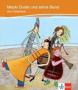 Mecki Dudel und seine Band von Niebuhr-Siebert,  Dr. Sandra, Siebert,  Dieter
