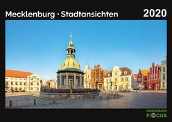 Mecklenburg – Stadtansichten 2020 von Kriedemann,  Karsten