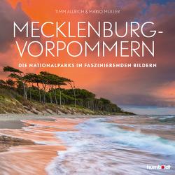 Mecklenburg-Vorpommern von Allrich,  Timm, Müller,  Mario