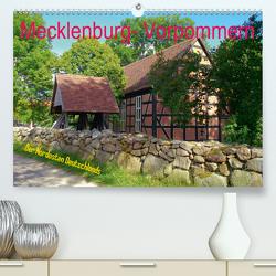 Mecklenburg- Vorpommern- Der Nordenosten Deutschlands (Premium, hochwertiger DIN A2 Wandkalender 2020, Kunstdruck in Hochglanz) von Mellentin,  Andreas