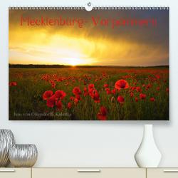 Mecklenburg – Vorpommern (Premium, hochwertiger DIN A2 Wandkalender 2021, Kunstdruck in Hochglanz) von von Oltersdorff- Kalettka,  Jens