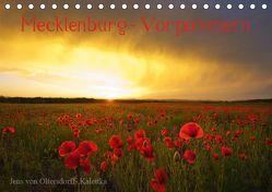 Mecklenburg – Vorpommern (Tischkalender 2019 DIN A5 quer) von von Oltersdorff- Kalettka,  Jens