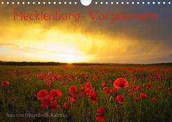 Mecklenburg – Vorpommern (Wandkalender 2021 DIN A4 quer) von von Oltersdorff- Kalettka,  Jens