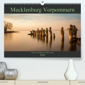 Mecklenburg Vorpommern – Wasser und Meer (Premium, hochwertiger DIN A2 Wandkalender 2020, Kunstdruck in Hochglanz) von Laage,  Elke