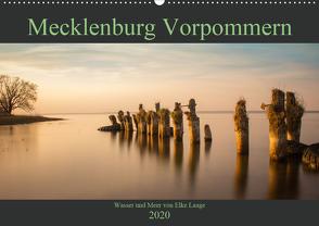 Mecklenburg Vorpommern – Wasser und Meer (Wandkalender 2020 DIN A2 quer) von Laage,  Elke