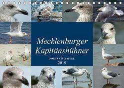 Mecklenburger Kapitänshühner (Tischkalender 2019 DIN A5 quer) von Felix,  Holger