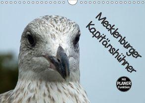 Mecklenburger Kapitänshühner (Wandkalender 2018 DIN A4 quer) von Felix,  Holger