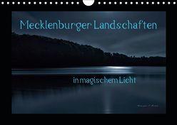 Mecklenburger Landschaften in magischem Licht (Wandkalender 2019 DIN A4 quer) von Mischuda,  Sandro