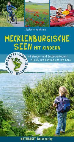 Mecklenburgische Seen mit Kindern von Holtkamp,  Stefanie