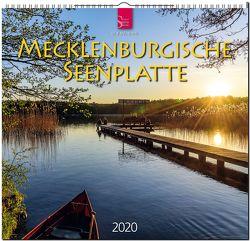 Mecklenburgische Seenplatte von Meinhardt,  Olaf