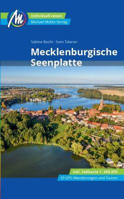 Mecklenburgische Seenplatte Reiseführer Michael Müller Verlag von Becht,  Sabine, Talaron,  Sven