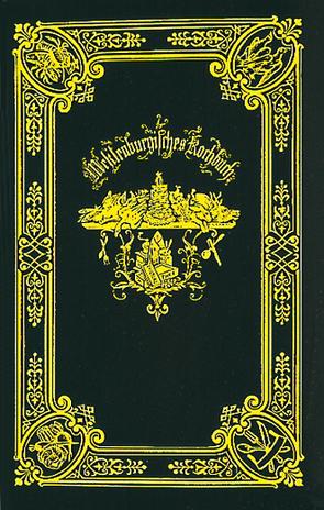 Mecklenburgisches Kochbuch von Ritzerow,  Frieda