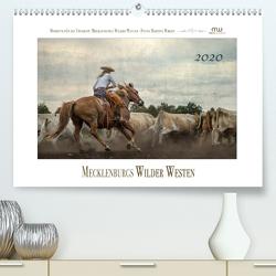 Mecklenburgs Wilder Westen (Premium, hochwertiger DIN A2 Wandkalender 2020, Kunstdruck in Hochglanz) von Wrede,  Martina