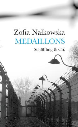 Medaillons von Kijowska,  Marta, Nałkowska,  Zofia