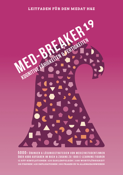 Med-Breaker 18 – MedAT 2019, Medizin studieren in Österreich