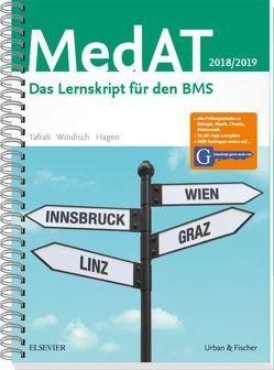 MedAT 2018/19 von Hagen,  Flora, Tafrali,  Deniz, Windisch,  Paul Yannick