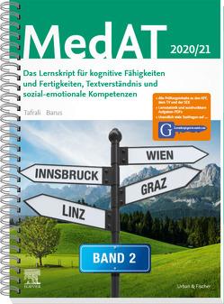 MedAT Humanmedizin 2020/2021- Band 2 von Barus,  Sinan, Tafrali,  Deniz