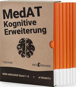 MEDBREAKER   Kognitive Erweiterung (7x KFF-MedAT-Bücher) von Verlag,  Breaker