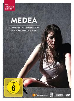 Medea, 1 DVD von Becker,  Constanze, Euripides, Platt,  Josefin, Schulze,  Marc Oliver, Thalheimer,  Michael