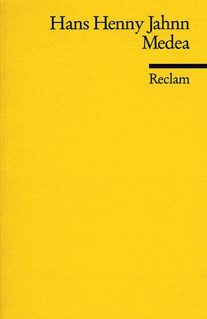 Medea von Jahnn,  Hans H