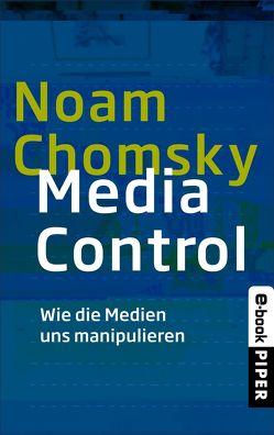 Media Control von Chomsky,  Noam, Haupt,  Michael
