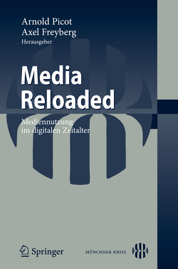 Media Reloaded von Freyberg,  Axel