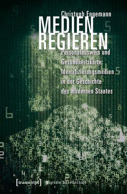 Medien Regieren von Engemann,  Christoph