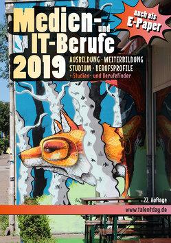 Medien- und IT-Berufe 2019 von KWB e. V., Ladendorff,  Dierk, Menz,  Janna, Robben,  Christine