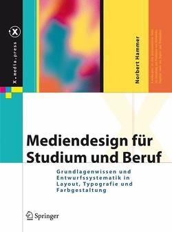 Mediendesign für Studium und Beruf von Hammer,  Norbert