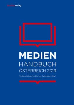 Medienhandbuch Österreich 2019 von VÖZ All Media Service GmbH
