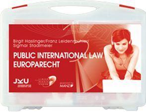 Medienkoffer Public International Law/Europarecht von Haslinger,  Birgit, Leidenmühler,  Franz, Stadlmeier,  Sigmar