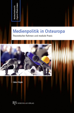 Medienpolitik Osteuropa von Polyák,  Gábor