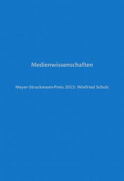 Medienwissenschaften von Rosar,  Ulrich