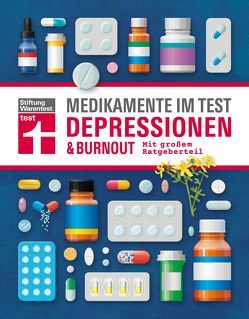 Medikamente im Test – Depressionen & Burnout von Niklewski,  Günter, Riecke-Niklewski,  Rose