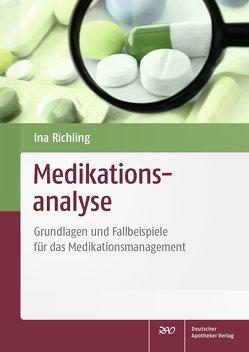 Medikationsanalyse von Richling,  PharmD,  Ina